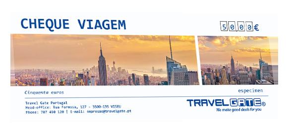 Cheques Viagem Travel Gate